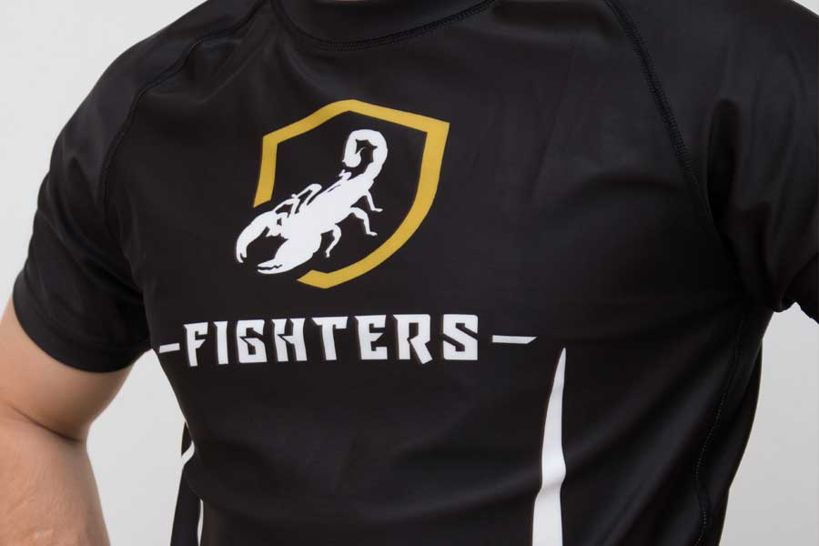 Escorpión Trainers - Diseño gráfico para escuela de defensa personal