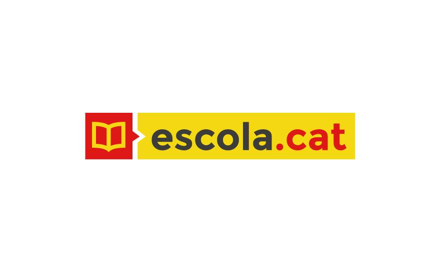 Escola.cat - Diseño gráfico para Verkami