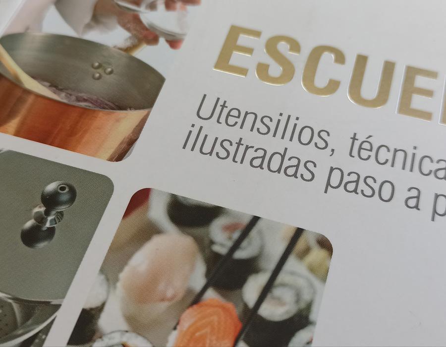 Larousse - Diseño gráfico para editorial