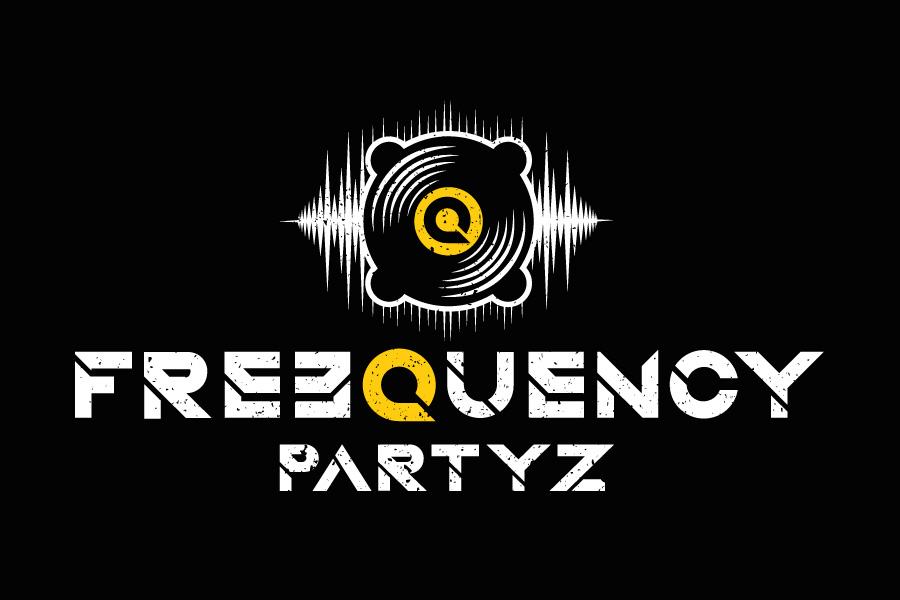 Freequency Partyz - Diseño gráfico para colectivo musical