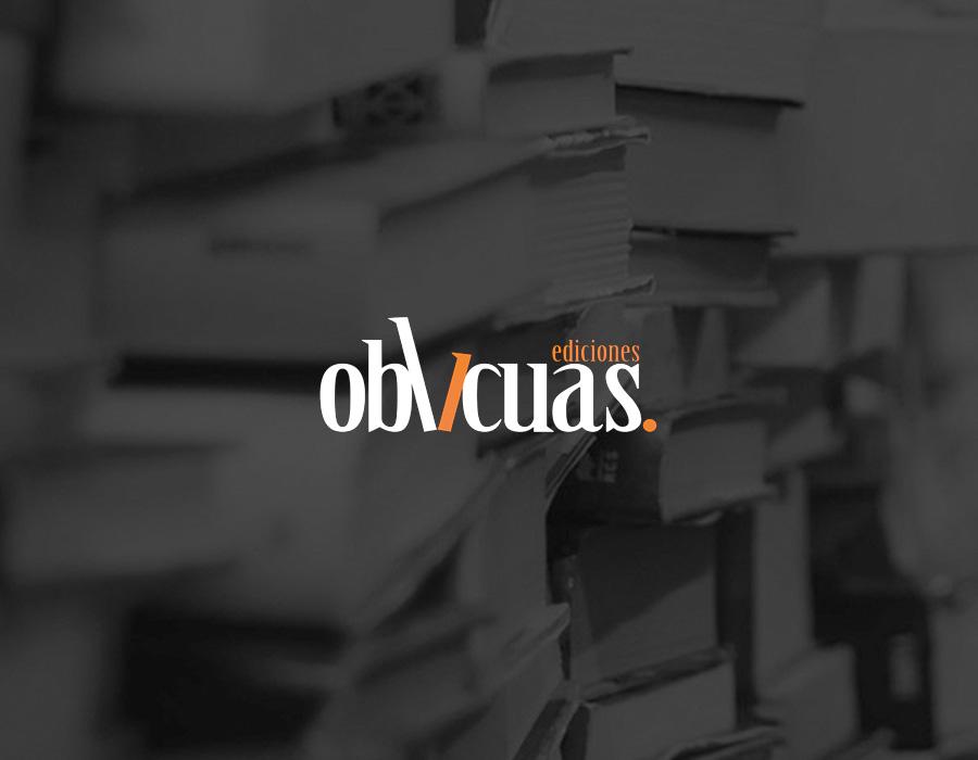 Ediciones oblicuas - Diseño web para tienda online de editorial