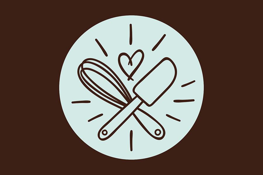 Diseño de logo para pastelería